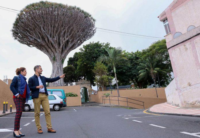 Obras Plan de Barrios entorno San Francisco Realejo Bajo