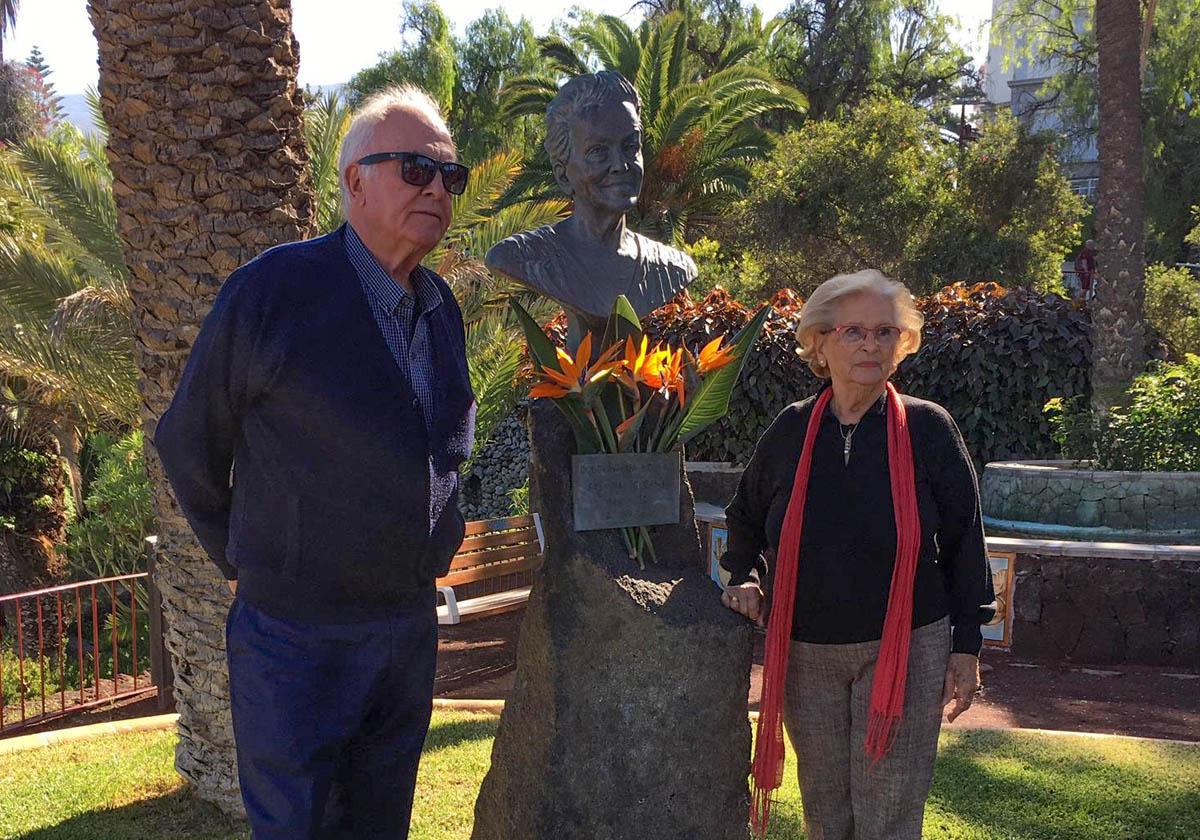 Isidoro Sánchez y Elsie Ribal 2019