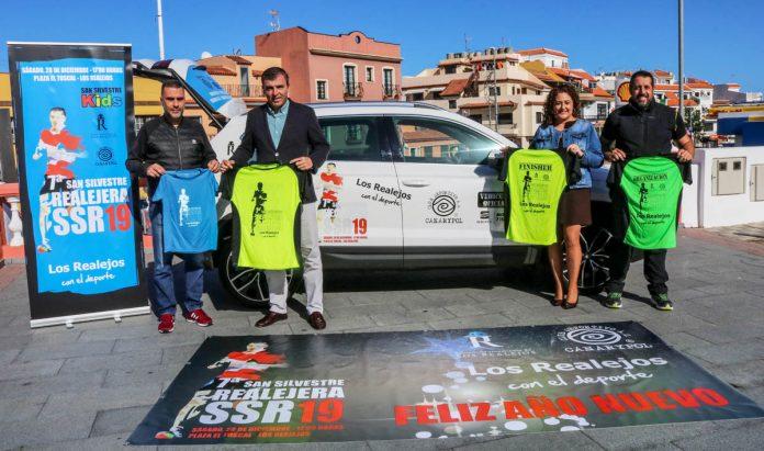 Presentación VII San Silvestre Realejera 2019