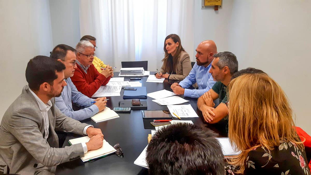 Reunión Cabildo Puerto de la Cruz