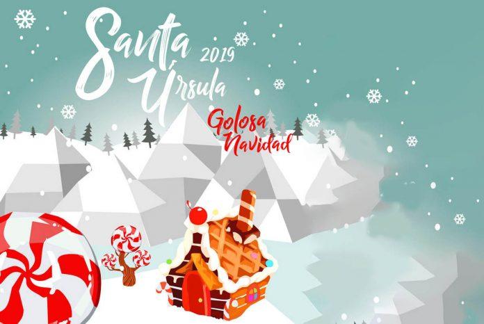 Santa Úrsula Golosa Navidad 2019