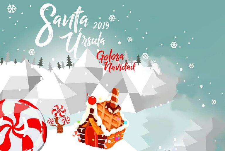 Santa Úrsula promueve las compras navideñas en el municipio