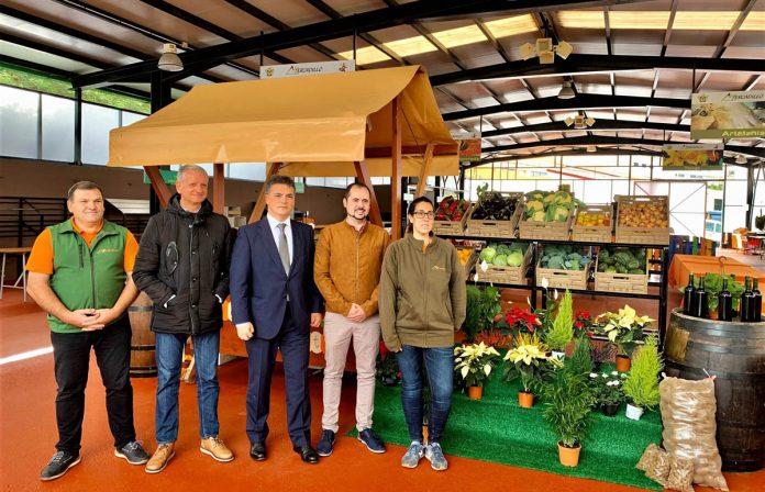 Visita al Mercadillo del Agricultor de La Orotava