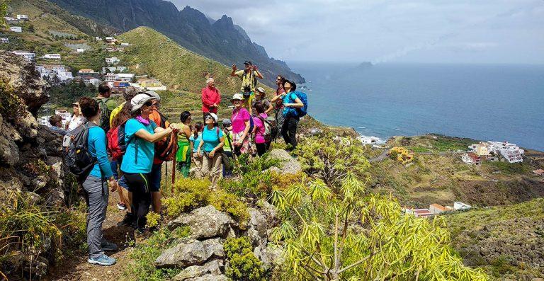 La Orotava ofrece ocho rutas interpretativas por espacios naturales de la Isla