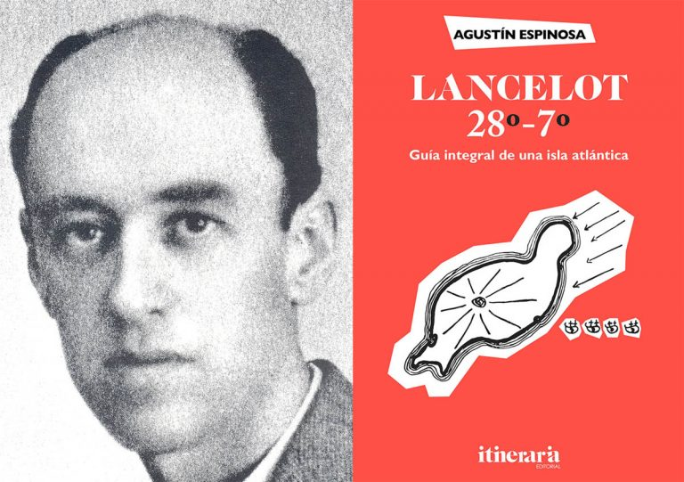 La obra 'Lancelot 28º-7º' del escritor portuense Agustín Espinosa vuelve a publicarse 90 años después