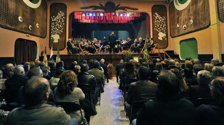Este sábado, Concierto Extraordinario del 18 enero a cargo de la Agrupación Musical La Esperanza de La Guancha