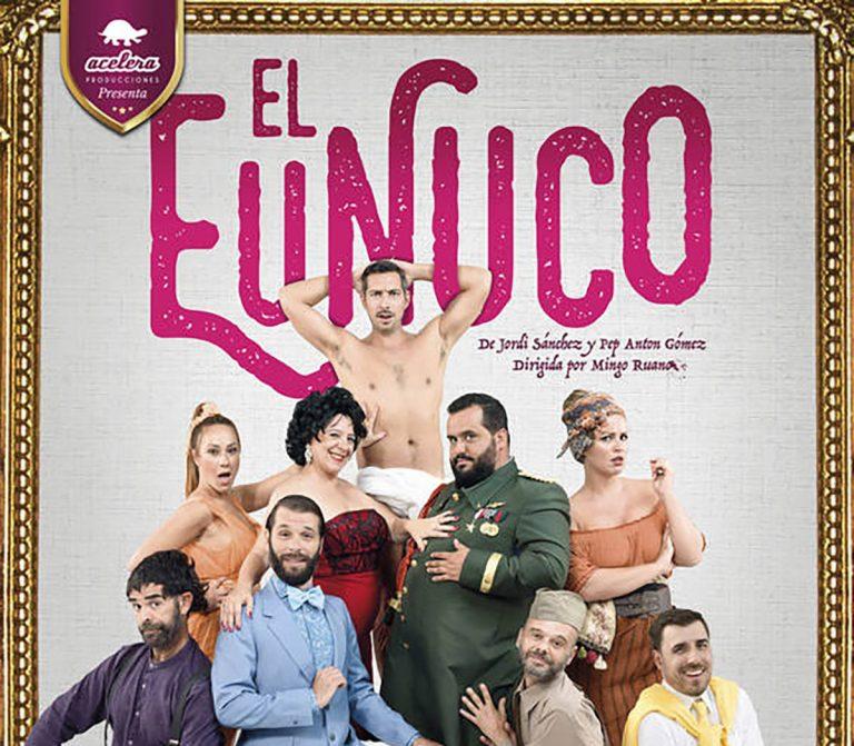 Se representa este viernes la obra 'El Eunuco'