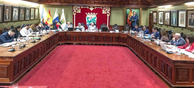 PSOE y ACP aprueban el Presupuesto 2020 con el voto en contra de la oposición