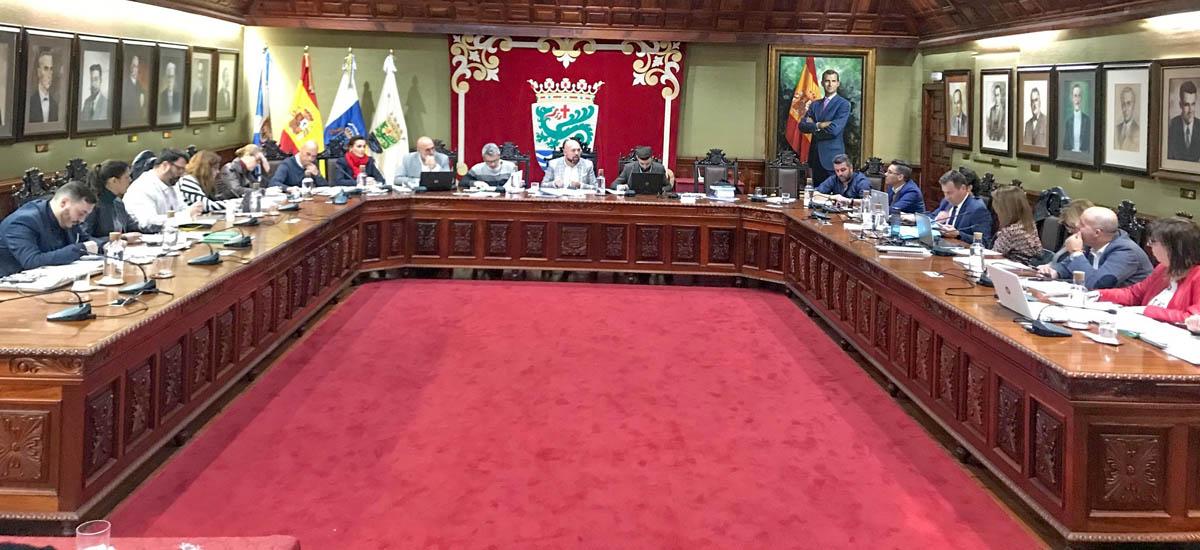 Pleno de aprobación de los Presupuestos Municipales 2020