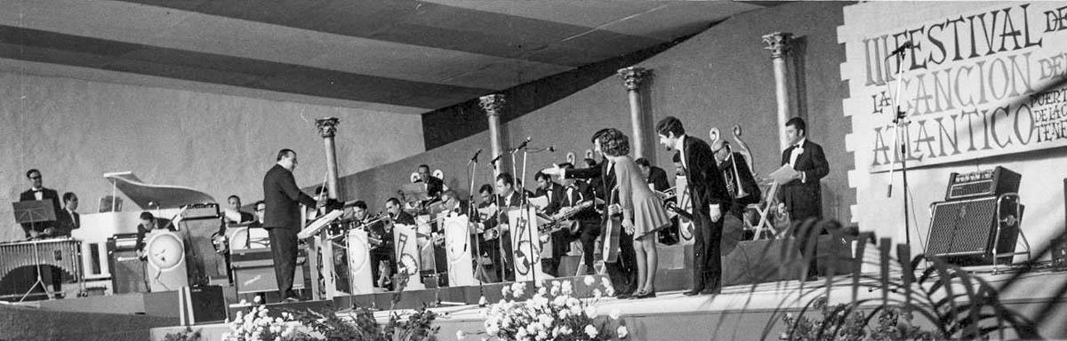 IV FESTIVAL DE LA CANCIÓN DEL ATLANTICO en 1969