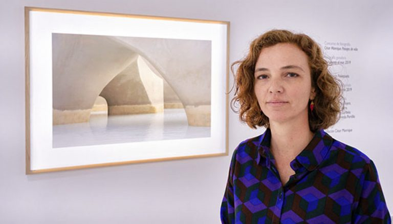 La Fundación César Manrique premia una fotografía sobre el 'Monumento al Mar'
