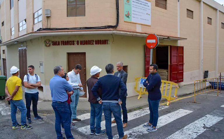 El Ayuntamiento de La Orotava espera que el auditorio de La Perdoma esté listo en septiembre