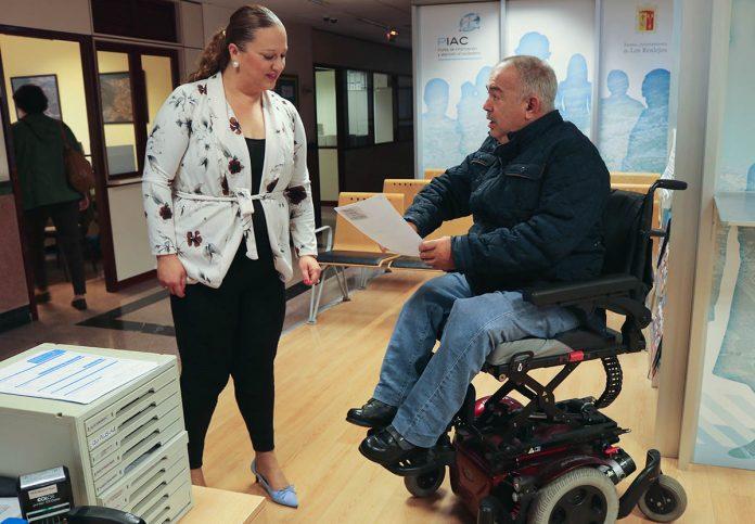 Ayudas sociales a personas con discapacidad en Los Realejos