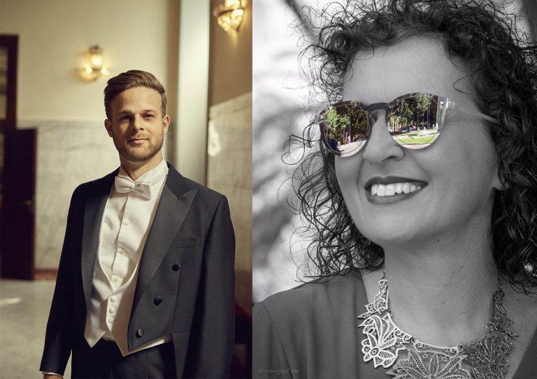 Continúa el ciclo de piano con el barítono Fernando Campero y la pianista María Eugenia Jaubert