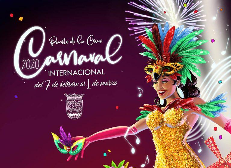 Este es el programa del Carnaval 2020 del Puerto de la Cruz