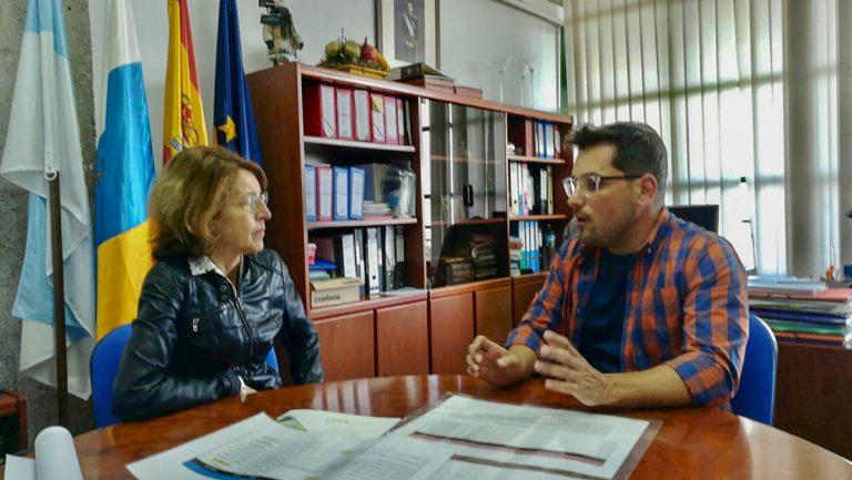 Los Realejos consolida el único Centro Nacional de Formación Profesional Ocupacional de Canarias