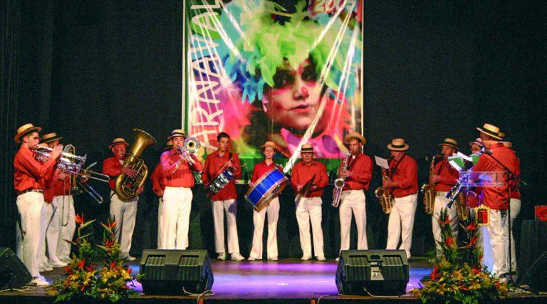 Este domingo La Fanfarria Realejos pregonará  el Carnaval realejero 2020