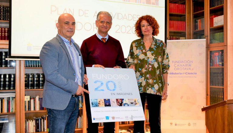 Se contará con un museo sobre los viajeros científicos en Canarias en La Orotava