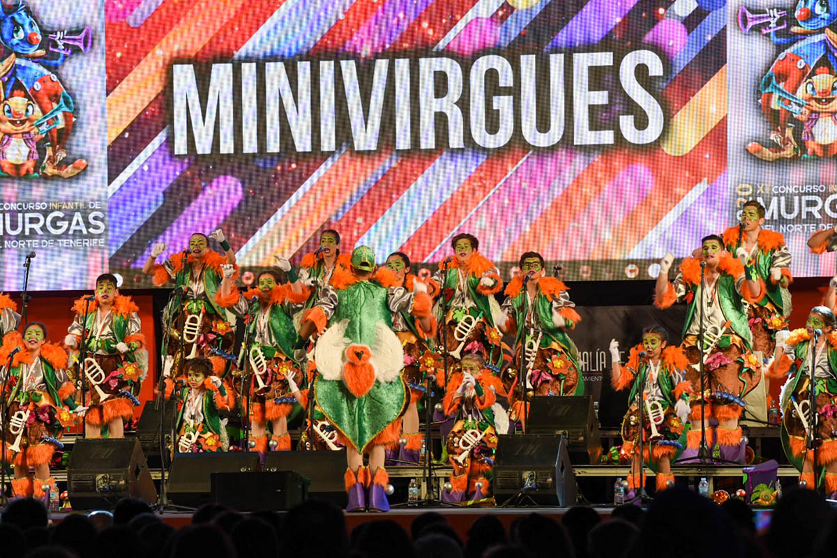 Minivirgues 1