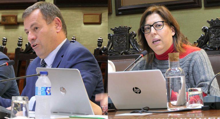 La Oposición critica duramente el posicionamiento del Alcalde sobre el proyecto del Puerto