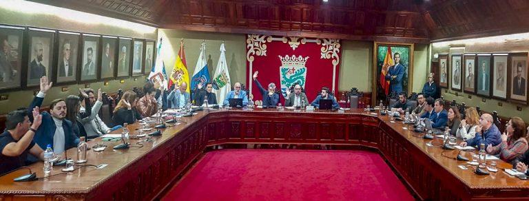 Se aprobó de forma definitiva el presupuesto municipal para 2020