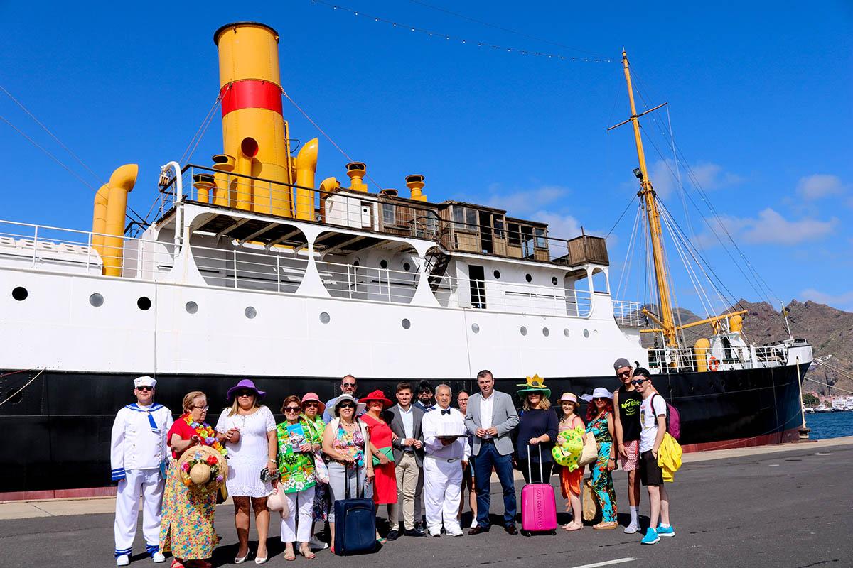 Resultado de imagen de Los Realejos se embarca en unas 'Vacaciones en el mar' durante su Carnaval