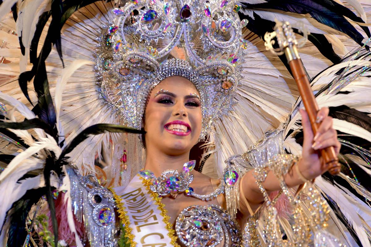 Tamara Martín Gil Reina del Carnaval del Puerto de la Cruz 2020 - Imagen 4