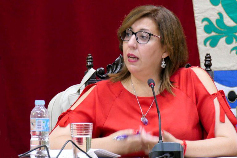 Sandra Rodríguez valora las declaraciones de Concepción Rivero sobre la piscina del CIDAC