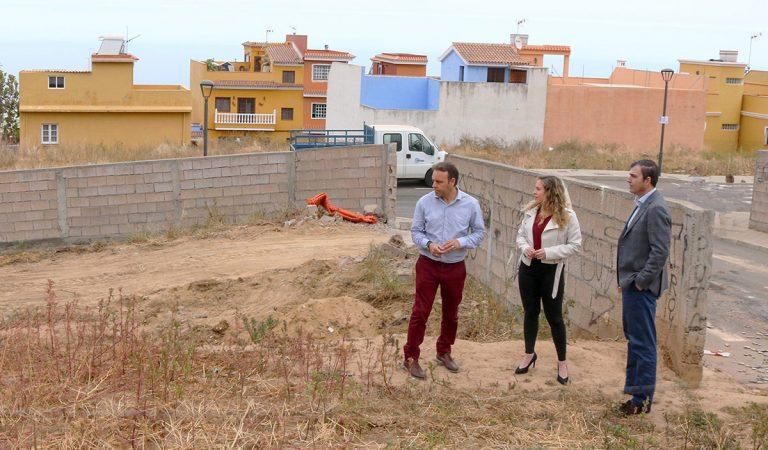 Los Realejos contará con 30 nuevas viviendas de promoción social en Los Príncipes