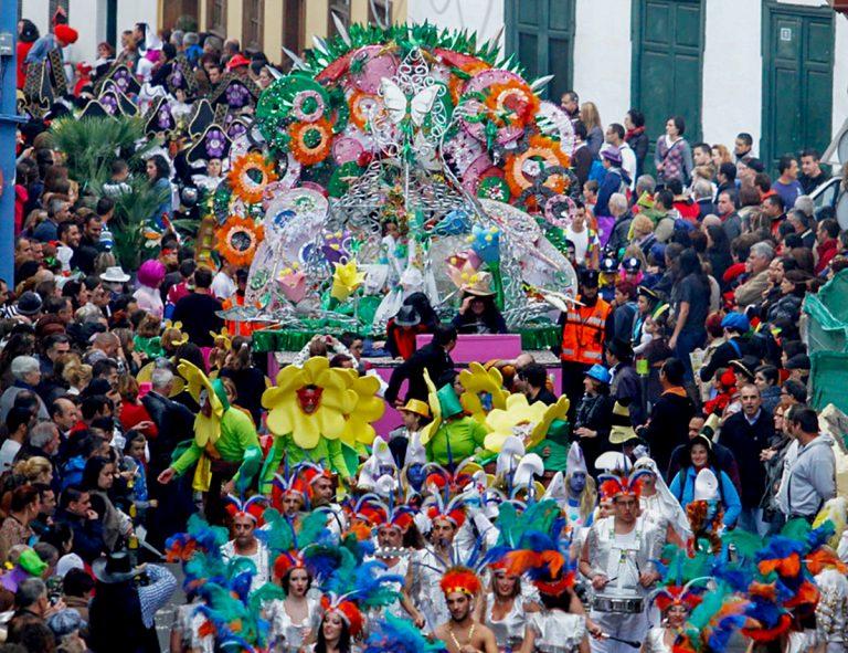 Los Realejos replantea su Carnaval con la celebración del Coso este domingo 1 de marzo a las 16:00 horas