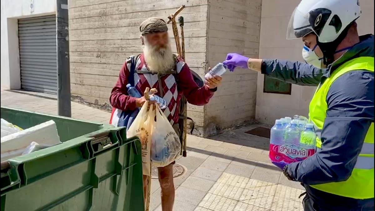 Dia 11 - La calle en imagenes durante el coronavirus en Puerto de la Cruz - Foto 11