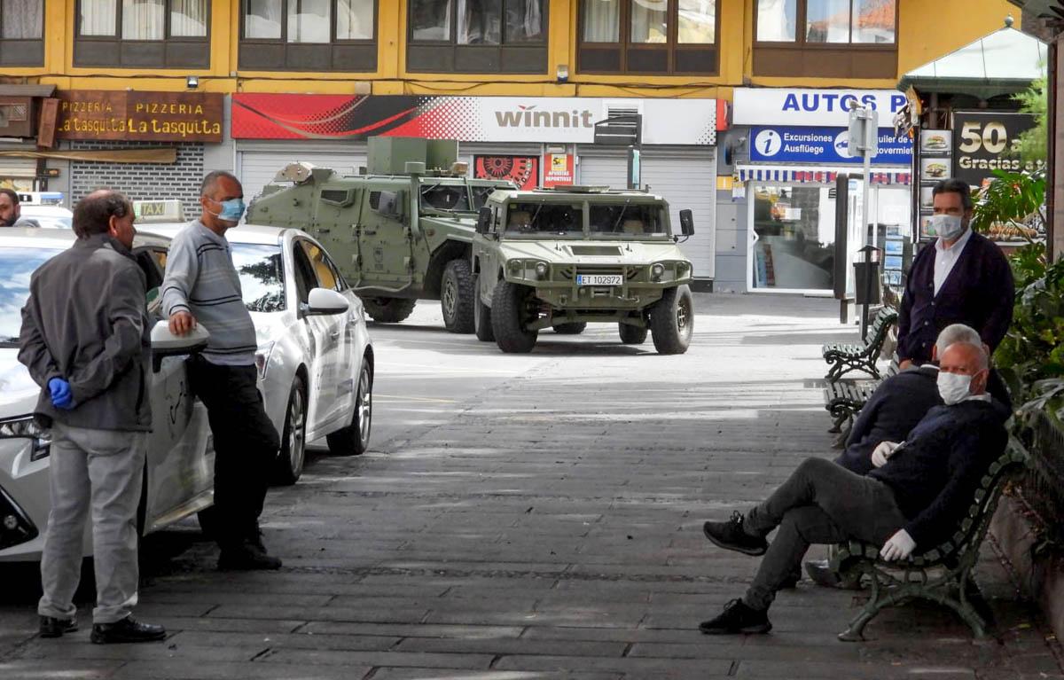 Dia 11 - La calle en imagenes durante el coronavirus en Puerto de la Cruz - Foto 8