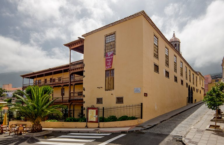 Se busca dinamizar el Museo de Artesanía Iberoamericana en La Orotava (MAIT)