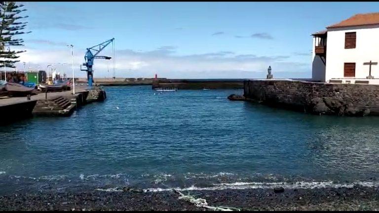 Mañana de domingo en el Puerto de la Cruz durante la cuarentena del Coronavirus (VIDEO)