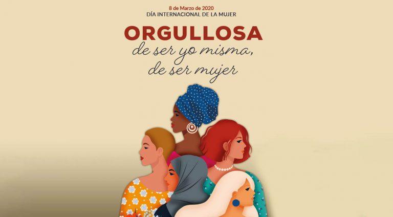 """""""Orgullosa de ser yo misma, de ser mujer"""", lema en La Orotava para celebrar el mes de la Mujer"""