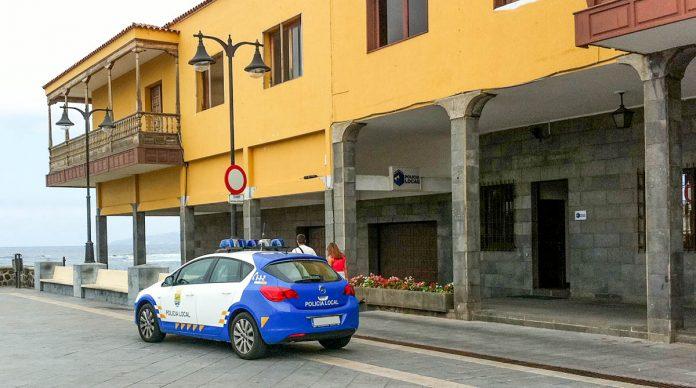 Policia Local del Puerto de la Cruz