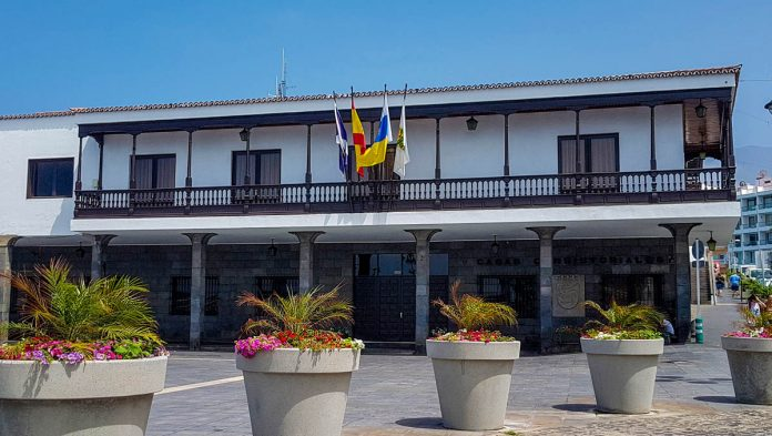 Ayuntamiento del Puerto de la Cruz