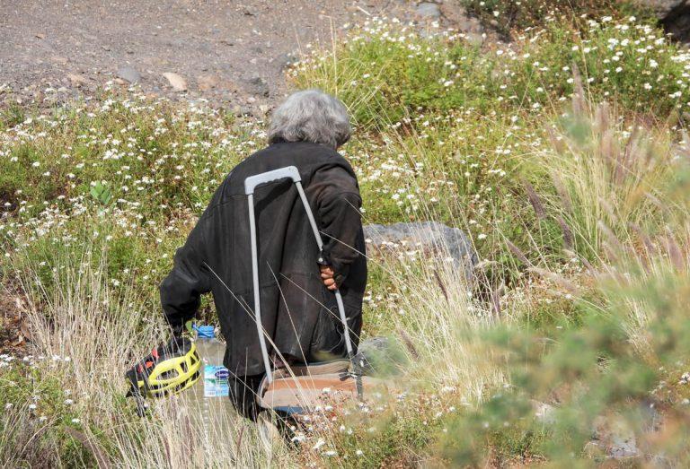 La vida de los 'sin hogar' en tiempos de cuarentena