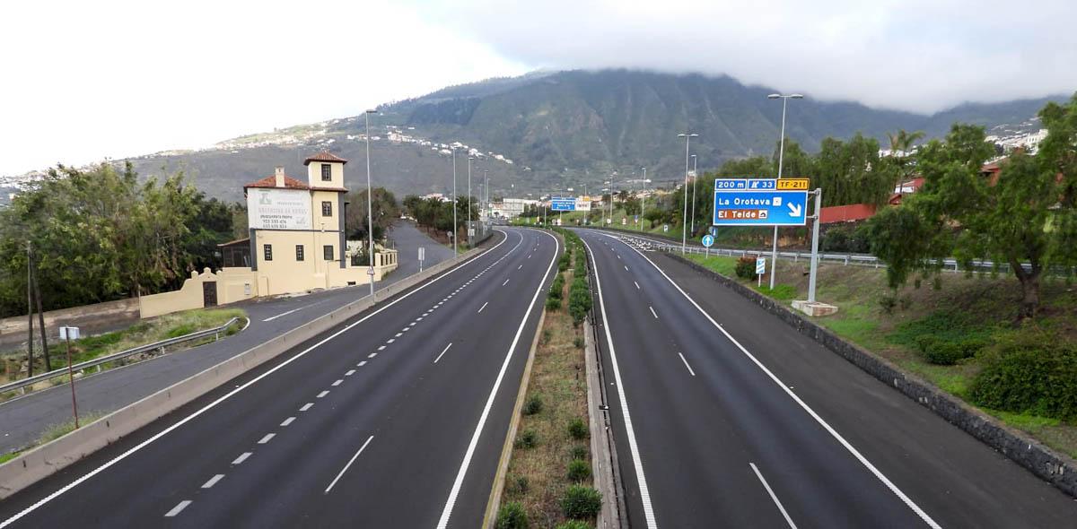 Carreteras vacias - jueves santo - 9-4-2020 IMG 4