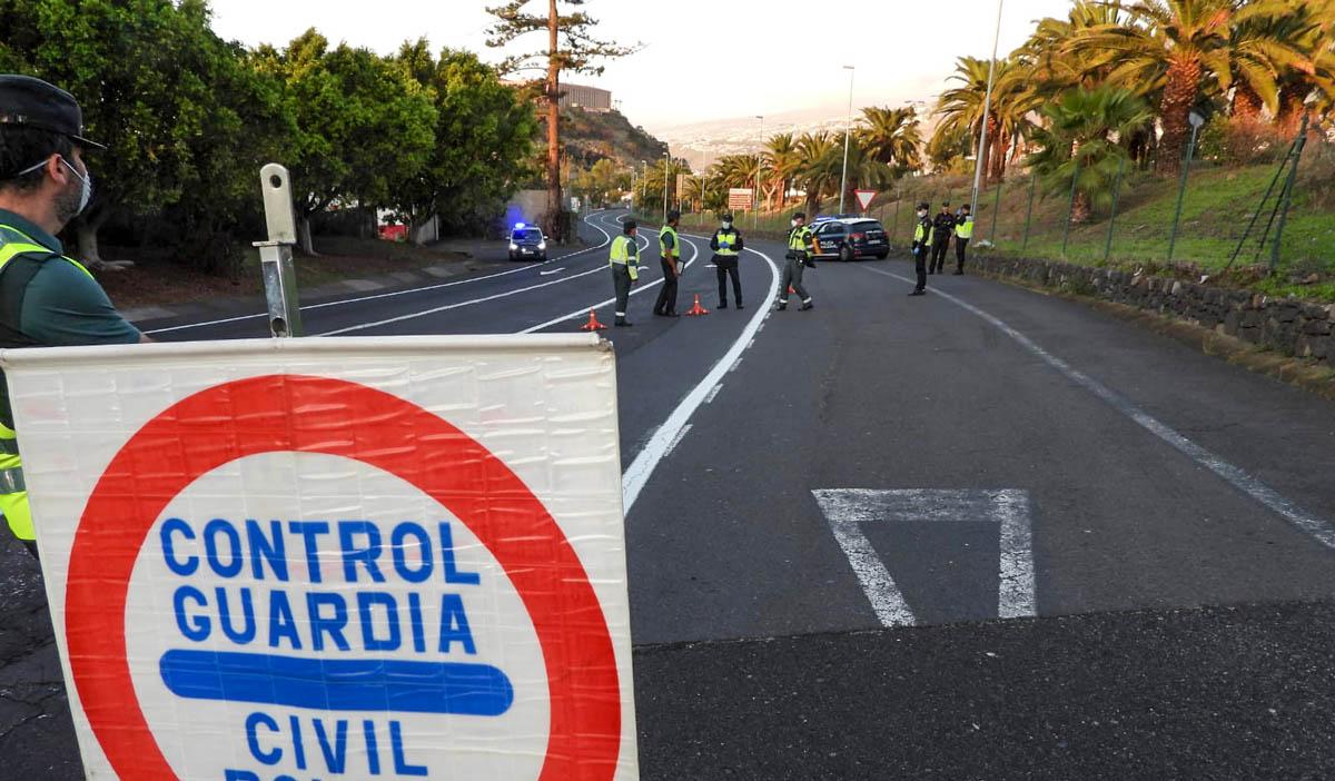 Controles en las carreteras dia de jueves santo 9-4-2020 IMG 4