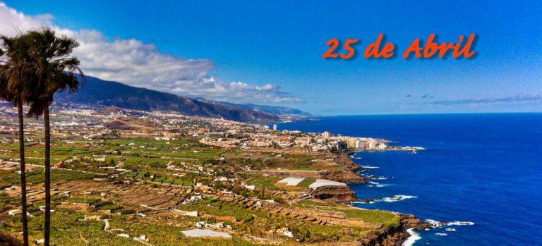 La cifras del Coronavirus en el Norte de Tenerife (25 de abril)