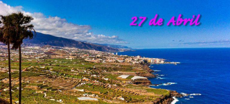 Las cifras del Coronavirus en el Norte de Tenerife (27 de abril)