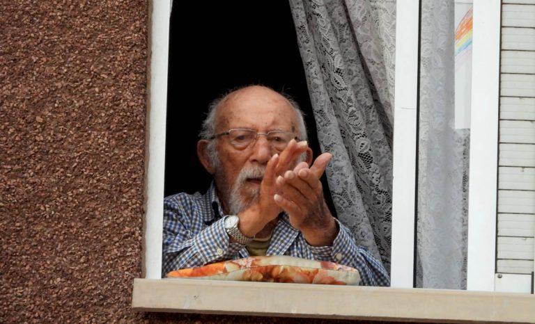 Cumpliendo 90 años en cuarentena