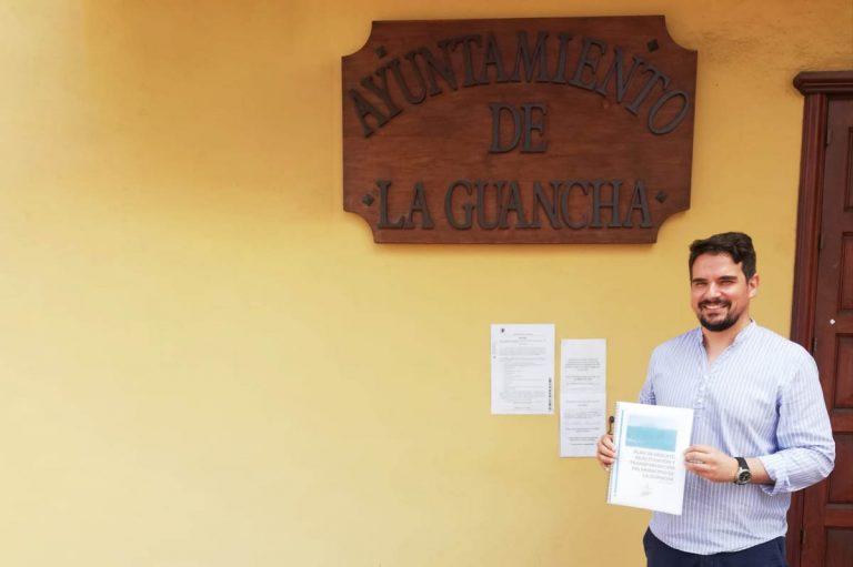 CC La Guancha presenta al Ayuntamiento un plan para la reactivación económica de la localidad
