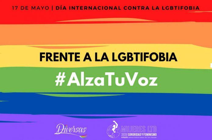 Cartel - Día LGBTIfobia