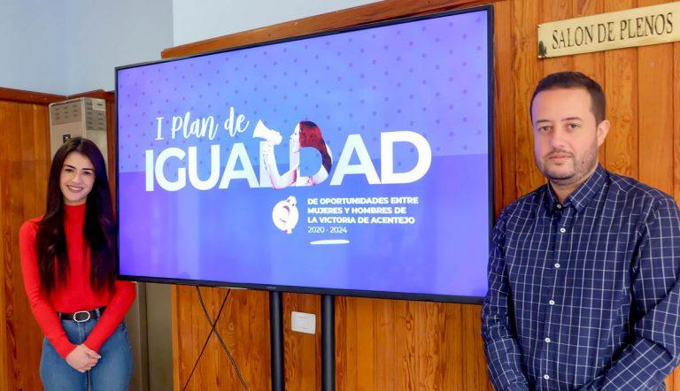 La Victoria pide a los vecinos que participen en la elaboración del Plan de Igualdad