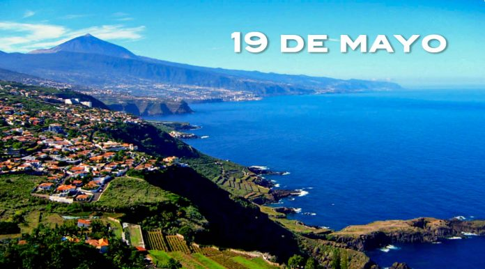 Norte de Tenerife 19 de mayo