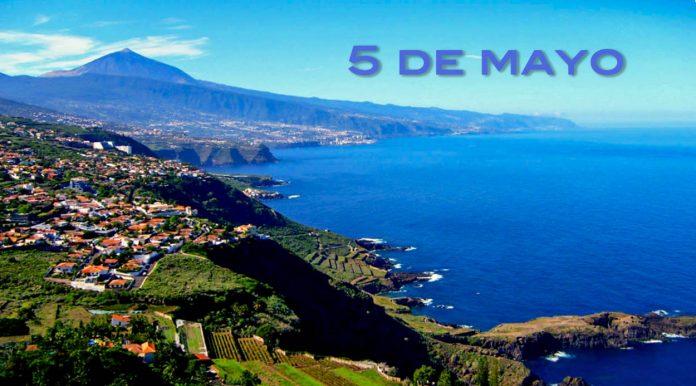 Norte de Tenerife 5 de mayo
