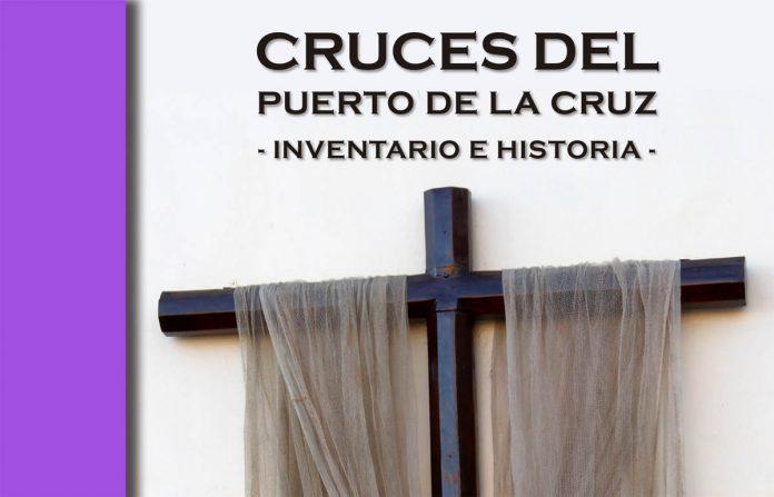 Portada del libro Cruces del Puerto de la Cruz
