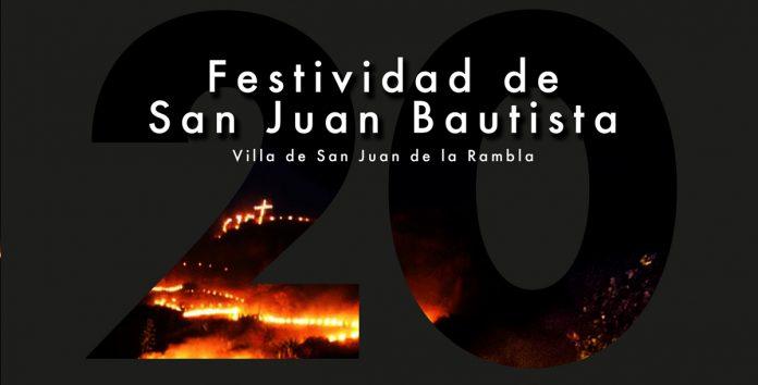 Cartel Fiestas San Juan Bautista de SJR